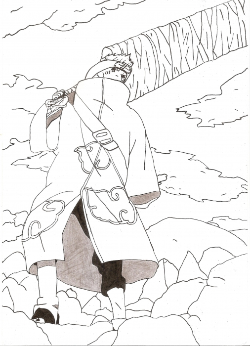 Naruto by Shadowy
